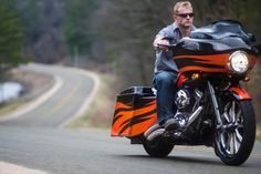 Cool Bagger Paint Jobs   ... at my 2012 roadglide stretched bagger built by bad boyz baggers now