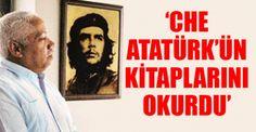 Küba'nın Ankara Büyükelçisi Alberto Gonzales Casals: Che, Atatürk okuyordu | Haberler > Gündem