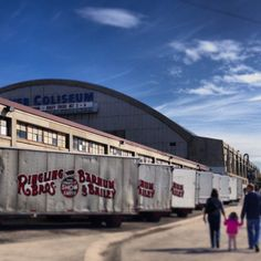 Ringling Bros. and Barnum & Bailey Circus. #travel