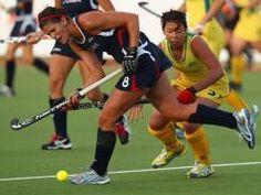 Rachel Dawson USA Olympics Field Hockey on how to be a good teammate