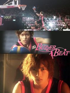 Buzzer Beat  Also known as ブザー・ビート / 崖っぷちのヒーロー  Kamiya Naoki is a young player from a professional basketball team. But due to his relatively smaller size and his tendency to crack under pressure, he is unable to show his true skills on the court. Meanwhile, Shirakawa Riko is a cheerful, strong-spirited music college graduate aiming to become a professional violinist. One day, Riko finds Naoki's lost cell phone on a bus, and their meeting begins a friendship that eventually turns into love.