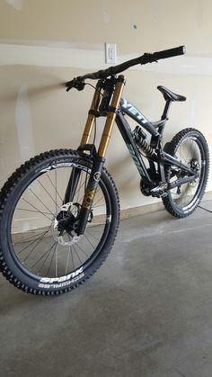 Yeti 303 wc Downhill Bike
