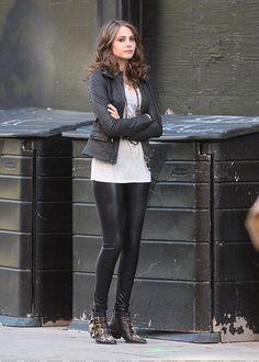 Willa Holland in Gossip Girl