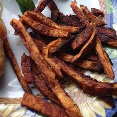 SWEET, Sweet Potato Fries Allrecipes.com