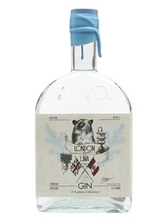 London to Lima Gin : Buy from The Whisky Exchange