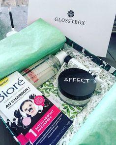 Glossybox d'avril