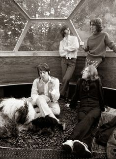 Beatles Mad Day Out – Summer of '68 In the early summer of 1968, Paul McCartney telephoned esteemed war photographer Don McCullin to ask him to spend a day photographing The Beatles. Th…