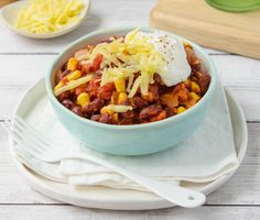 Read our delicious recipe for A Very Simple Vegetarian Chilli, a recipe from The Healthy Mummy, which will help you lose weight with lots of healthy recipes