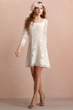 Daisy Doll Dress - Anna Sui - from BHLDN