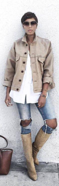Melrose Avenue / Fashion By Tosha Eason