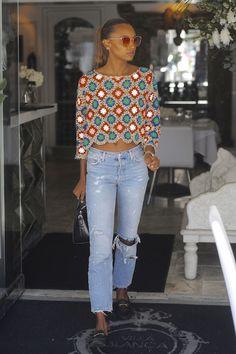 Como no amar esta blusa!!!!! ❤