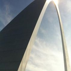 I've Been To St. Louis, MO & Seen The Gateway Arch!!