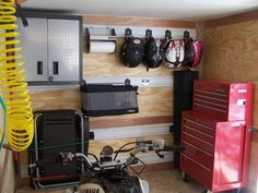 Toy Hauler / Enclosed trailer setups and ideas - Page 3 - Yamaha Raptor Forum