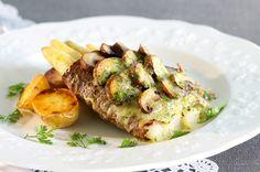 Überbackene Kalbsschnitzel mit weissen Spargeln - Annemarie Wildeisen's KOCHEN