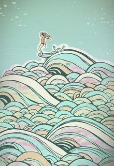 Joy Art Print by jewelwing via society 6