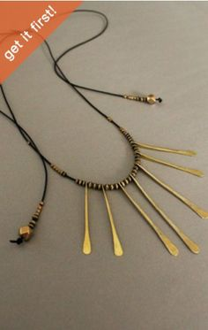 Marisa Haskell necklace - nice