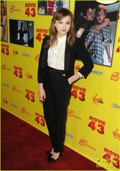 chloe moretz movie 43 photos | Photo of chloe moretz movie 43 premiere 05 | Chloe Moretz: 'Movie 43 ...