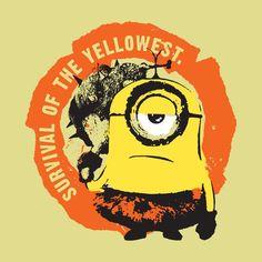 How Yellow are You? | Minions Movie | Digital HD Nov 24th | Blu-ray Dec 8th