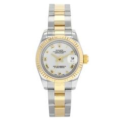 Rolex Datejust 179173 WRO Steel & 18K Yellow Gold Automatic Ladies Watch. Get the lowest price on Rolex Datejust 179173 WRO Steel & 18K Yellow Gold Automatic Ladies Watch and other fabulous designer clothing and accessories! Shop Tradesy now