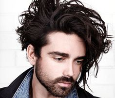99 Awesome Best Long Hairstyles for Men 2019 Guide, 8 Of the Best Long Hair Cuts for Business Men, 20 Medium Mens Hairstyles 60 Long Hairstyles for Men 2019 Update, 36 Best Haircuts for Men 2019 top Trends From Milan Usa & Uk. Haircuts For Long Hair, Long Hair Cuts, Haircuts For Men, Long Curly Hair, Cool Haircuts, Thick Hair, Wavy Hair, Stylish Haircuts, Short Haircuts