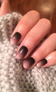 Au Natural, gradient nail wrap, nail wrap, ombre