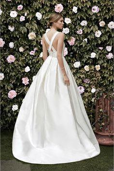 """Cristina Tamborero 2016 """"Eden"""" Wedding Dresses   Elegant Wedding"""
