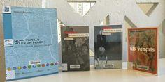 -REFUGIATS - De L 15  al 21 de febrer  2017 a la BCUM. Benguerel, X. Els Vençuts http://cataleg.upc.edu/record=b1293411~S1*cat. Checa, F. Africanos en la otra orilla http://cataleg.upc.edu/record=b1284286~S1*cat . Lucas, J. Puertas que se cierran http://cataleg.upc.edu/record=b1282135~S1*cat . Reig, D. Quan viatjar no és un plaer http://cataleg.upc.edu/record=b1339896~S1*cat
