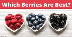 There are numerous advantages to eating berries as clinical studies demonstrate. Discover the super antioxidant power in berries that are beneficial to your health. http://articles.mercola.com/sites/articles/archive/2016/11/21/berries-benefits.aspx