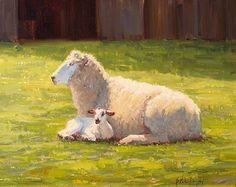 """""""Newborn"""" by Kathleen Dunphy."""
