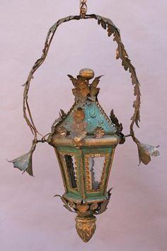1920s vintage antique italian lantern pendant chandelier lighting xxacy porterpoetic wanderlust italian venetian hanging chandelier aloadofball Image collections