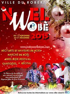 Chanté Nwel Concert Spirituel à L'EGLISE DU ROBERT