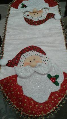 Christmas Placemats, Christmas Applique, Christmas Sewing, Christmas Table Decorations, Christmas Projects, Christmas Themes, Felt Banner, Mug Rugs, Christmas Angels