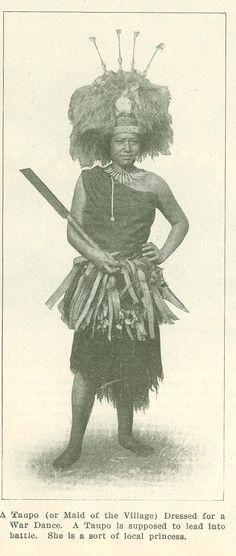 Taupo Mamalu o Samoa