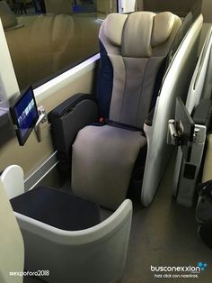 Volvo 9800 dd Expo foro 2018 México interiores