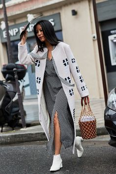 The Latest Street Style From Paris Fashion Week Fall 2018 | WhoWhatWear