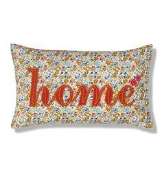Home Appliqué Cushion