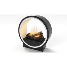 Камины с эффектом «живого» пламени 3D Rondo - Купить | Цена: 1 406 р.
