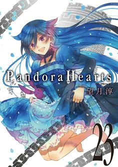 Pandora Hearts 23 Cover character : Alice. No. Just no. I thought this manga ended. Just no.