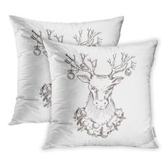 20x20 Pillow Covers, Pillow Cases, Baby Club, Christmas Deer, Coloring Books, Kids Room, Wreaths, Throw Pillows, Prints