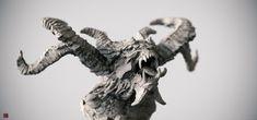 monster, Zhelong XU on ArtStation at http://www.artstation.com/artwork/monster-82b6f9ed-938b-4213-84f3-54e2f01b608a