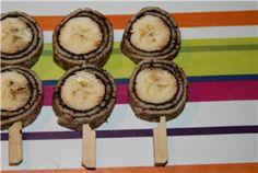 Pannekoek-banaan lekkers