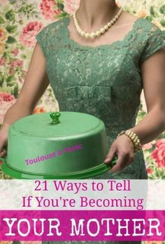 21 Ways to tell you'