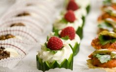 Cold Finger Food Ideas | Finger Food and Catering Tips for a Great Summer Party | The Opposite ...