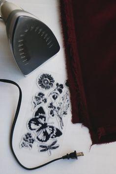 How To Emboss Velvet | Free People Blog #freepeople