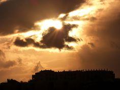 Desde las Islas Canarias  ..Fotografias  : Cada día nuevo  Atardecer en Maspalomas Gran Canar...