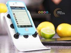 WaveCradle 2 - Sound Enhancing iPhone Stand by Joel Nichols — Kickstarter