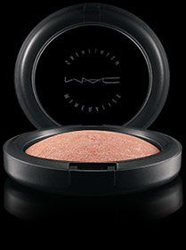 MAC Mineralize Skinfinish Powder Soft and Gentle Blush Nib A luxurious velvet-soft powder with high-frost metallic finish. Smoothes on: adds buffed-up highlights to cheeks, or an overall ultra-deluxe polish to the face.
