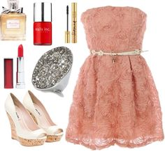 """""""Lilys Formal Outfit"""" by madi-heartbreak ❤ liked on Polyvore"""