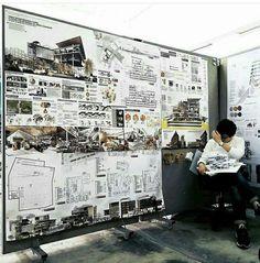 Architecture Building Design, Architecture Panel, Concept Architecture, Presentation Board Design, Architecture Presentation Board, Mise En Page Portfolio, Portfolio Design, Architectural Thesis, Planer