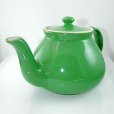 Teapot made by Hall